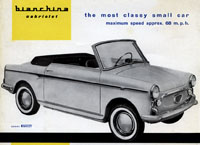 Bianchina Cabriolet